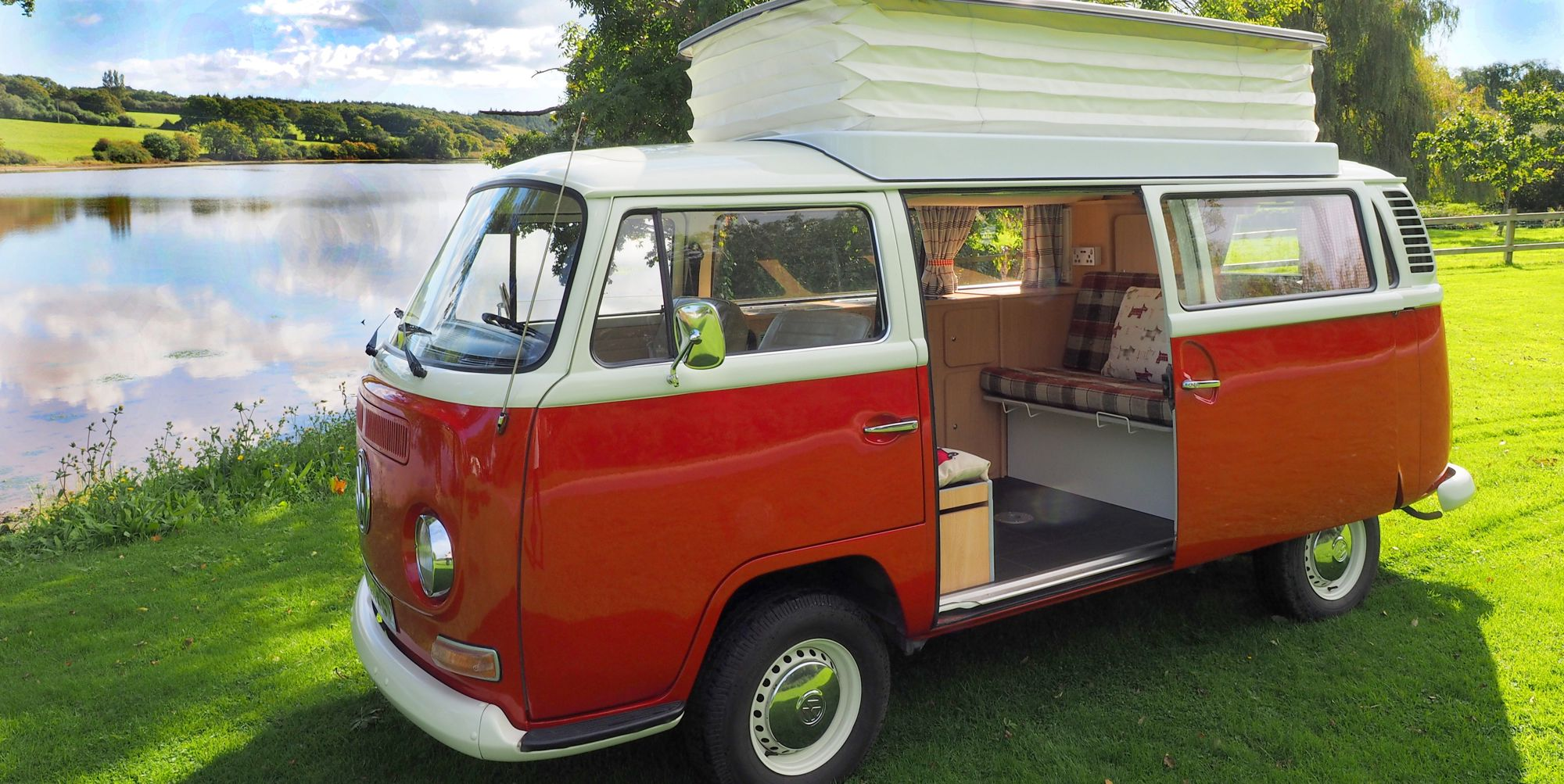 What Are The Features In A Campervan